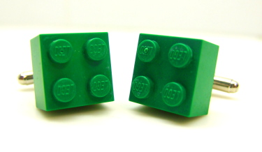 Lego Cufflinks